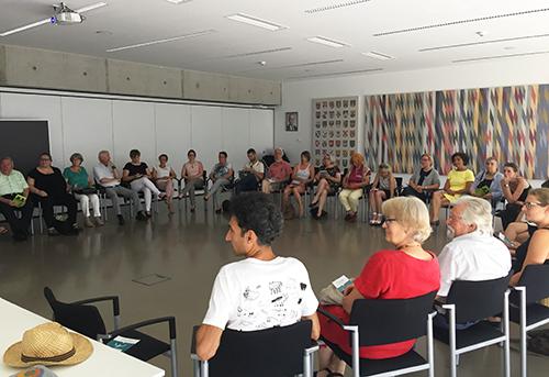 crosstalk Begegnungs- und Vernetzungstreffen in Rohbach
